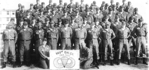 History showcase 383rd qm detachment at ft lee just before they shipped out to rvn was first located in the qui nhon quin nhom south vietnam area sciox Choice Image